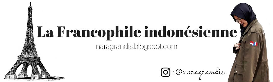 La Francophile indonésienne