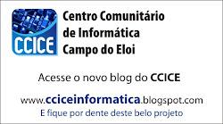 Acesse o novo Blog do CCICE