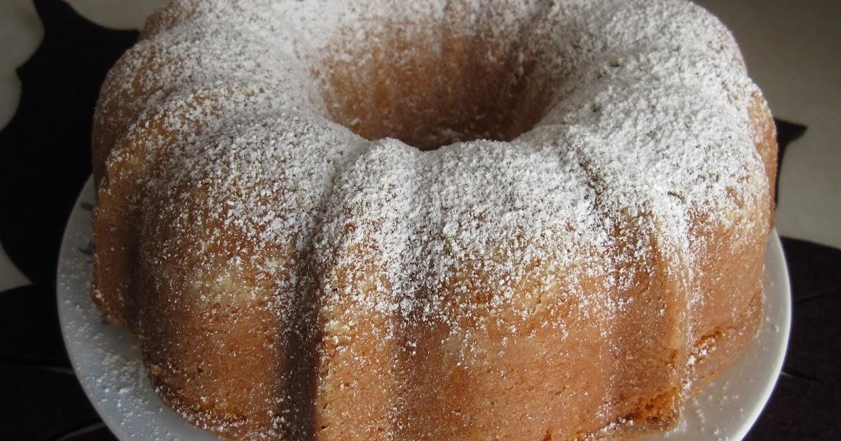 Easy Pound Cake Recipe With No Electric Mixer