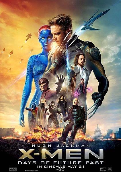 Download Film X-Men Days : of Future Past (2014 ) Subtitle Indonesia