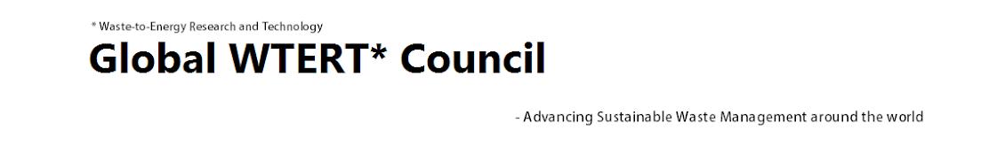 Global WTERT* Council