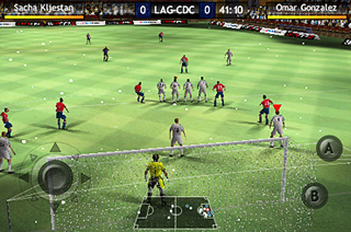 Download Game HD Android EA FIFA 2010 (v. 1.0.40)
