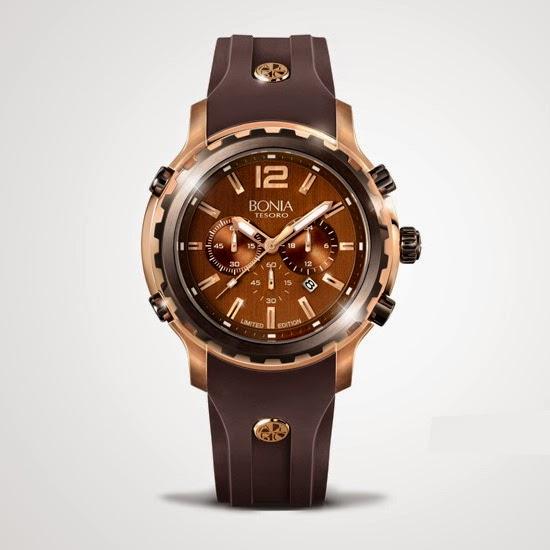 Model jam tangan pria bonia