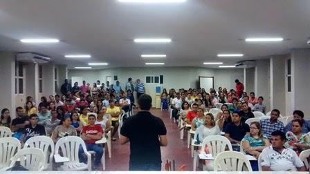 Prefeito Thiago Cavalcanti realiza duas importantes reuniões