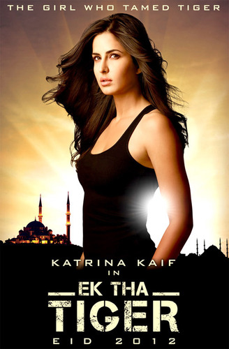 katrina kaif movie ek tha tiger