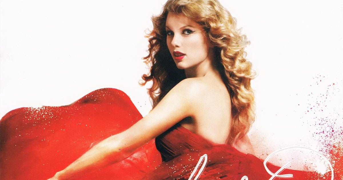 Taylor swift red flac
