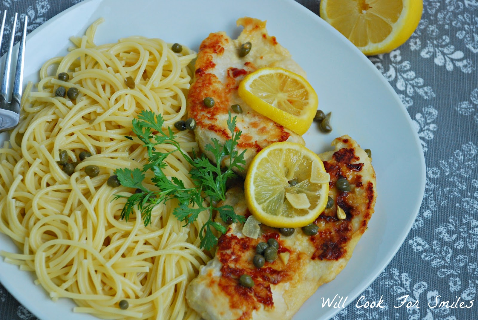 Chicken Piccata - Will Cook For Smiles