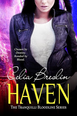 Haven Tranquilli Bloodline by Celia Breslin