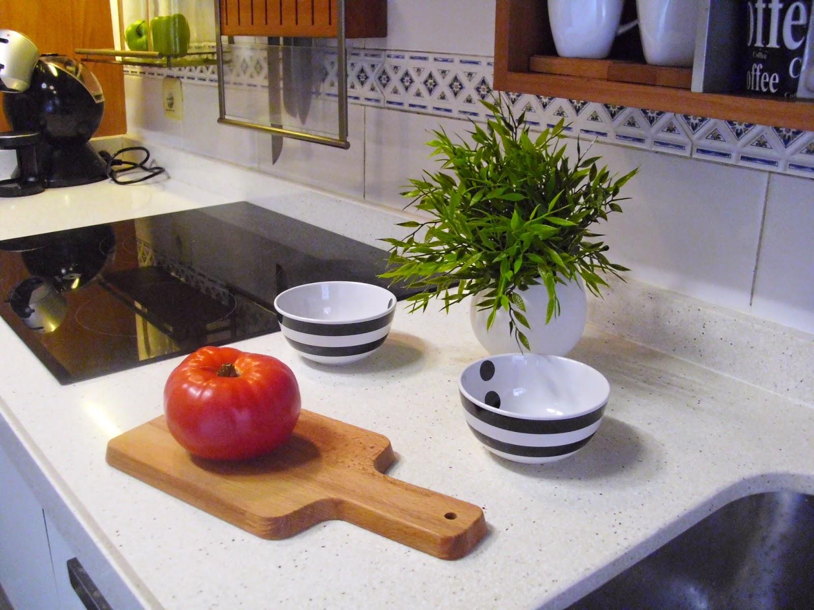 Decoraci n f cil mi cocina en la casa del a o - Que es el silestone ...