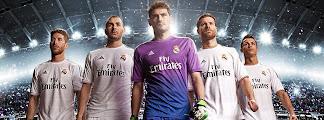 الصفحة الرسمية لنادي ريال مدريد الاسباني