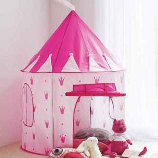 El armario de mis princesas decoraci n infantil parte ii casita para ni as - Casitas de princesas ...