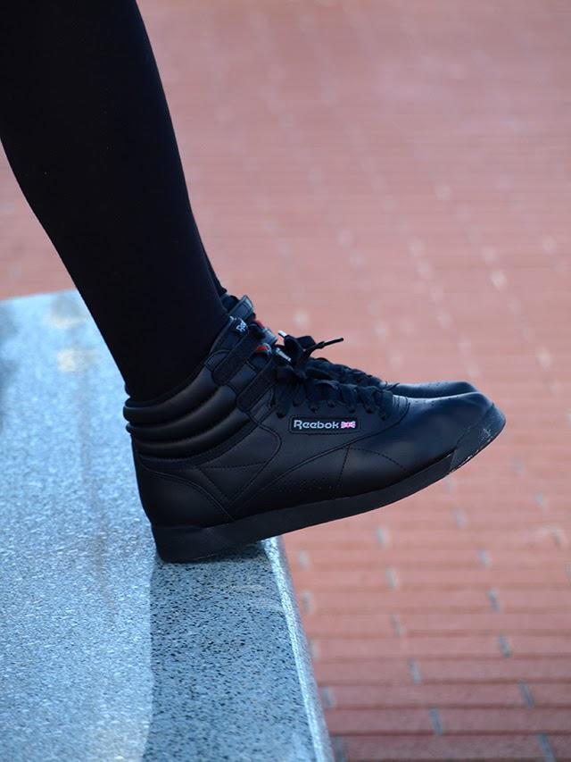 reebok, sneakers, reebok classic, reebok freestyle, blog mode lille