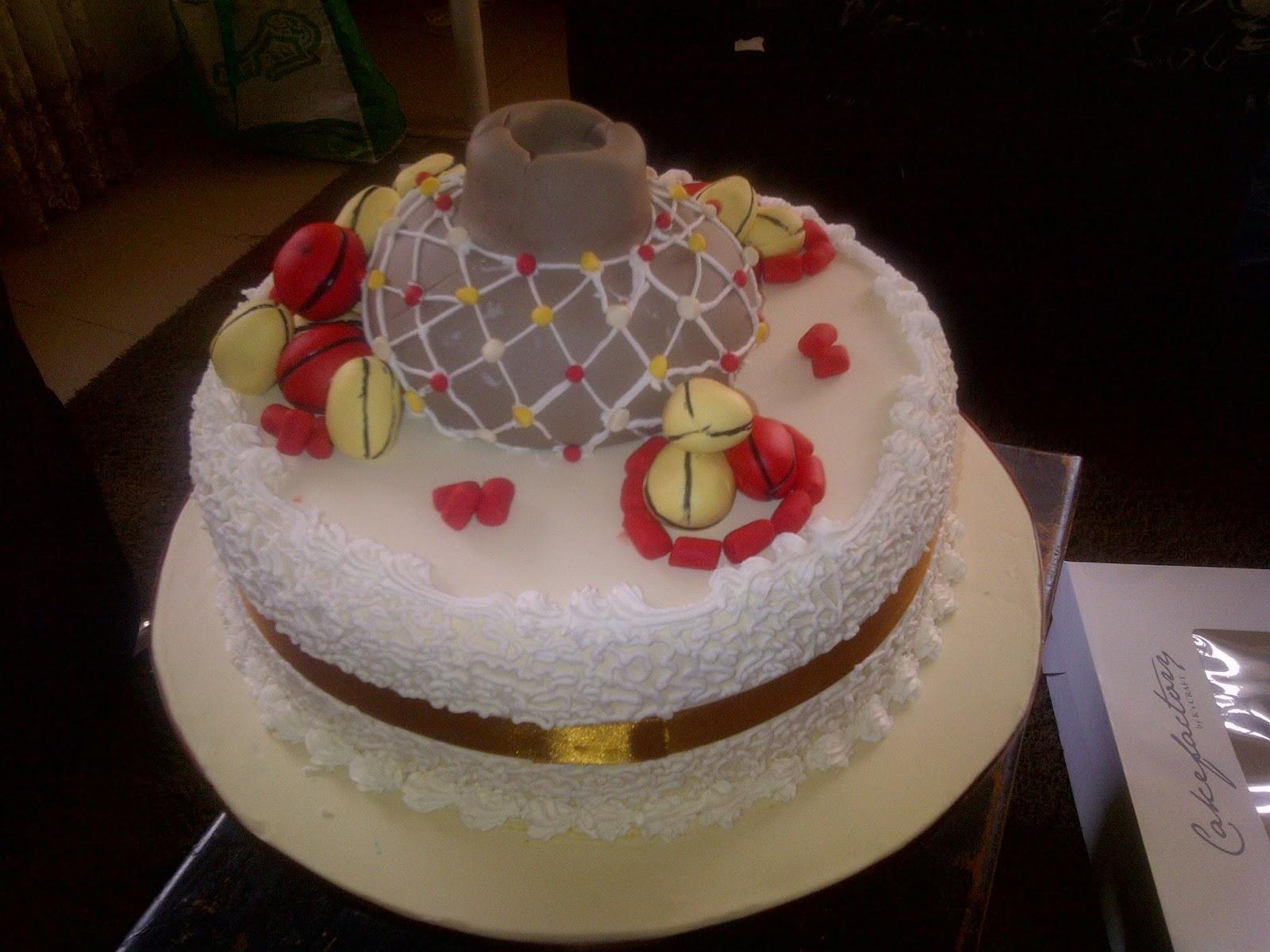 Nigerian Cakes