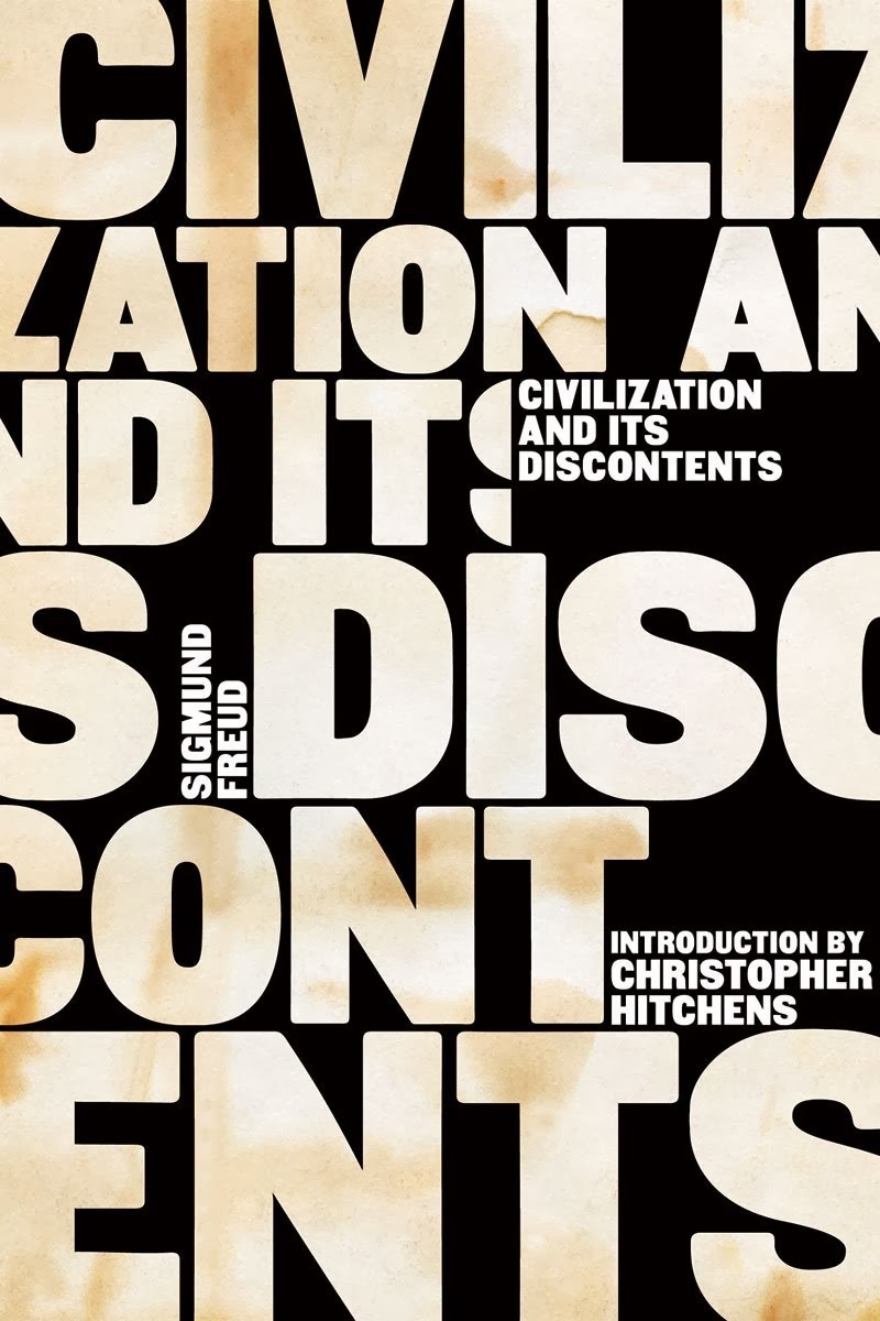 criticisms of civilization and its discontents by sigmund freud Civilization and its discontents by sigmund freud, 9780141018997, available at book depository with free delivery worldwide.