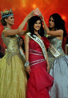 Pemenang Miss Indonesia 2011