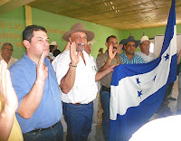 Asamblea de ganaderos en Yoro,Honduras