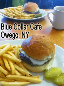 Blue Collar Diner - Owego, NY - see left -- Good Restaurants within 100 Miles