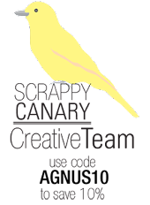 Scrappy Canry Creative Team