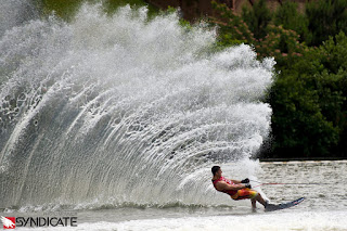 More Amazing Water Skiing By Detrick
