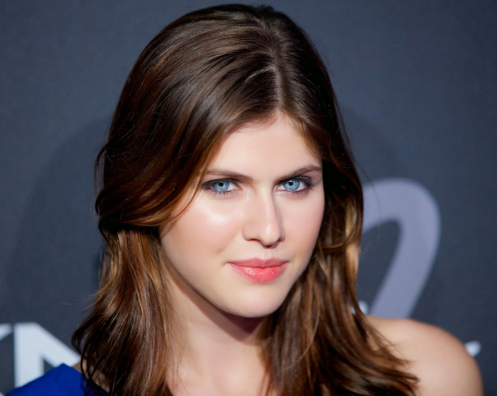 Alexandra Daddario is beautiful