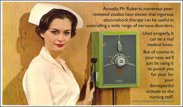 Electroshock punishment