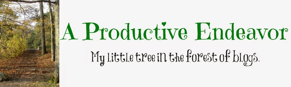 A Productive Endeavor