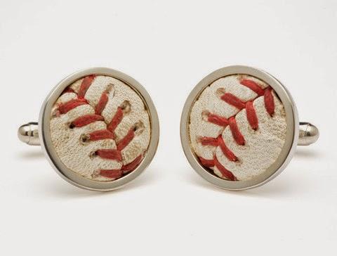 """""""Beisball Cufflinks"""""""