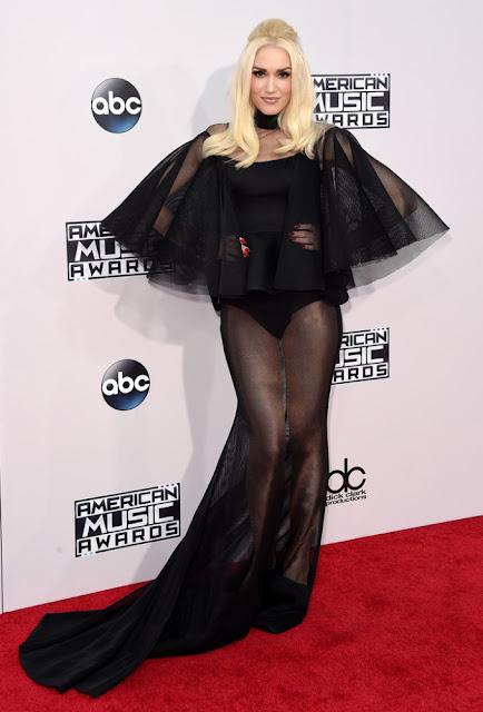 Gwen Stefani AMAs 2015