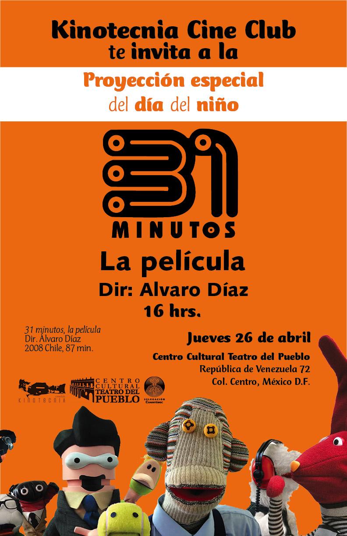 31 minutos, la película (2008)