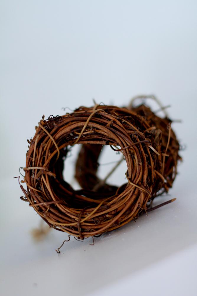 Grapevine Napkin Rings