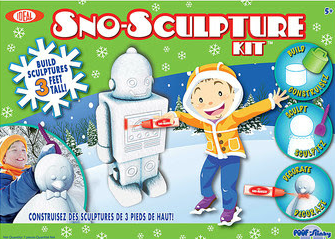 Sale Snow Sculpture Kit Cheap Fun Winter