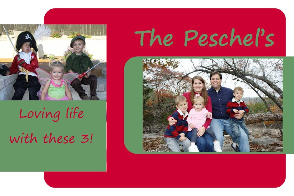 The Peschel's