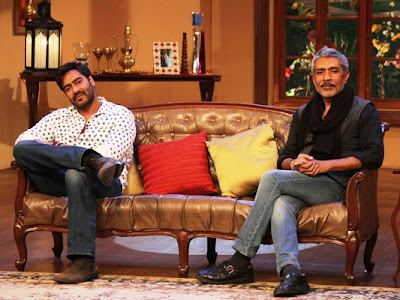 'Satyagraha'  Promotion in Comedy Nights WIth Kapil