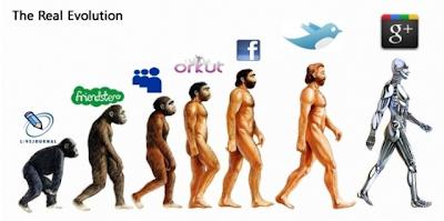 Imagen de la verdadera evolución