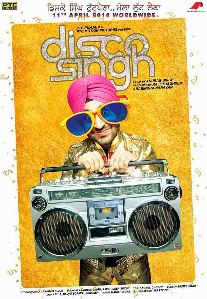 Disco Singh Full Movie