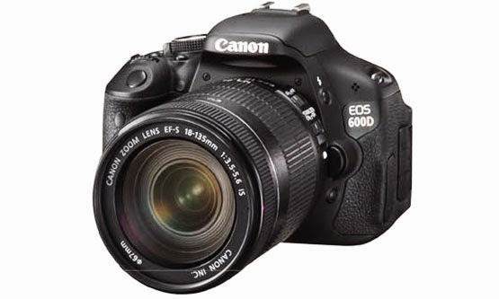 Harga Kamera Canon EOS 600D Terbaru dan Spesifikasi Lengkap 2015