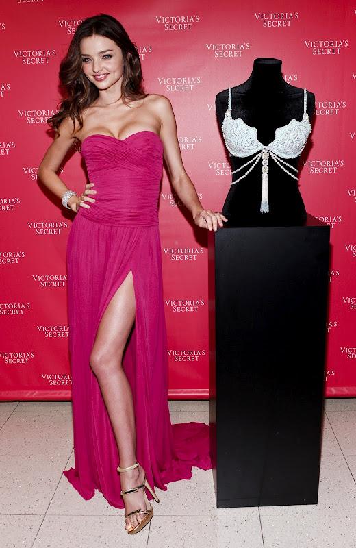 Miranda Kerr – Victoria's Secret 2011 Fantasy Treasure Bra Launch  title=