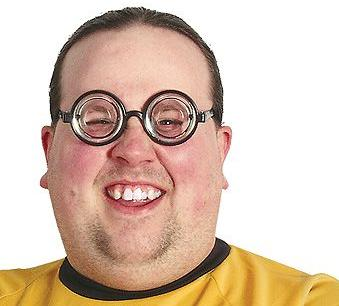 fat nerd
