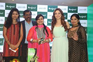 Tamanna Latest Hd Photos At Banjara Hair Oil Product Launch | Hd Stills