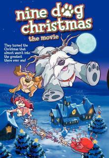 Los 9 Perritos de la Navidad – DVDRIP LATINO
