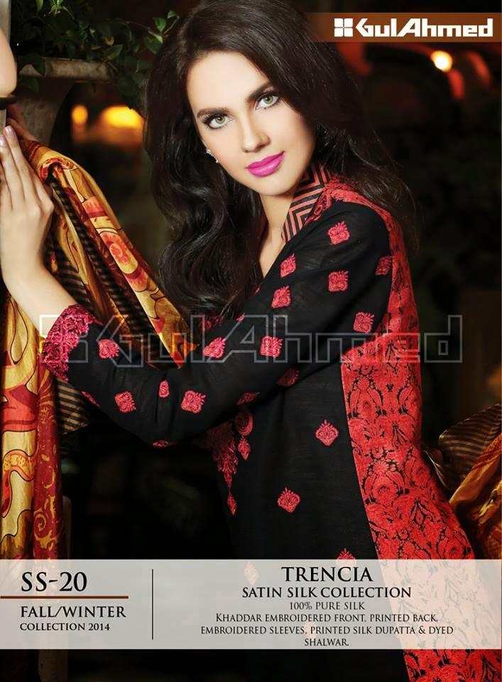 Red Kameez Designs