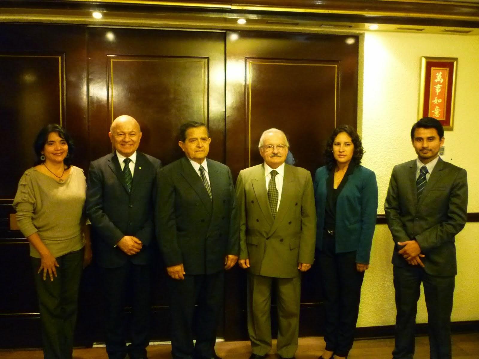 JUNTA DIRECTIVA DE LA SOCIEDAD PERUANA DE RADIOPROTECCION (2015-2017)