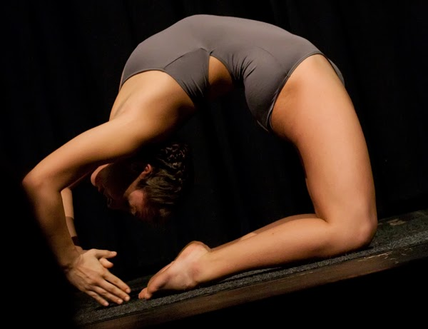Bikram yoga has practitioners moving through 26 Hatha yoga postures in a room heated to about 40 ºC.