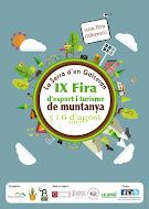 Cartell de la IX Fira
