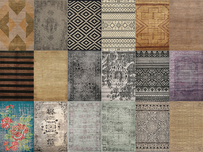 Misc Rugs Mio Sims