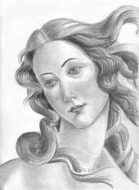 Naissance de Vénus Boticcelli