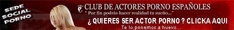 Club de actores porno españoles