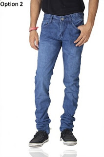 Denim Macro USA Jeans
