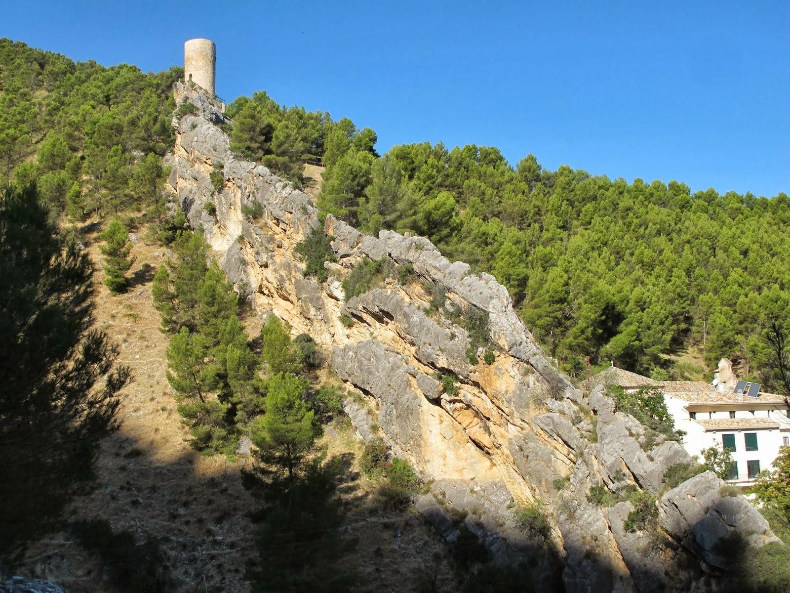 Excursiones y senderos : Las Viñas (Bedmar-Parque Natural de Sierra ...