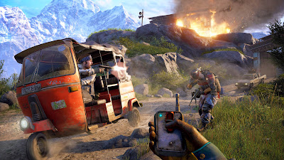 Download Game Far Cry 4 Full Crack Single Link Terbaru
